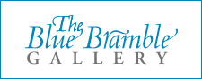 Blue Bramble Gallery Logo