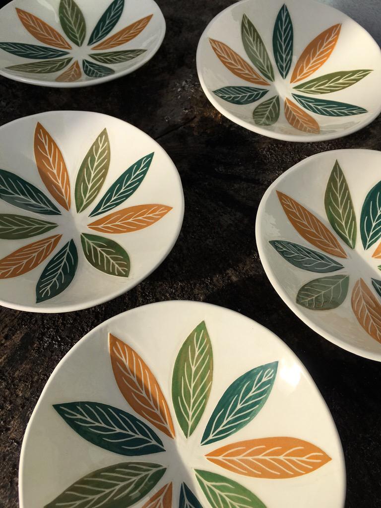Cath Cooper eaf plates