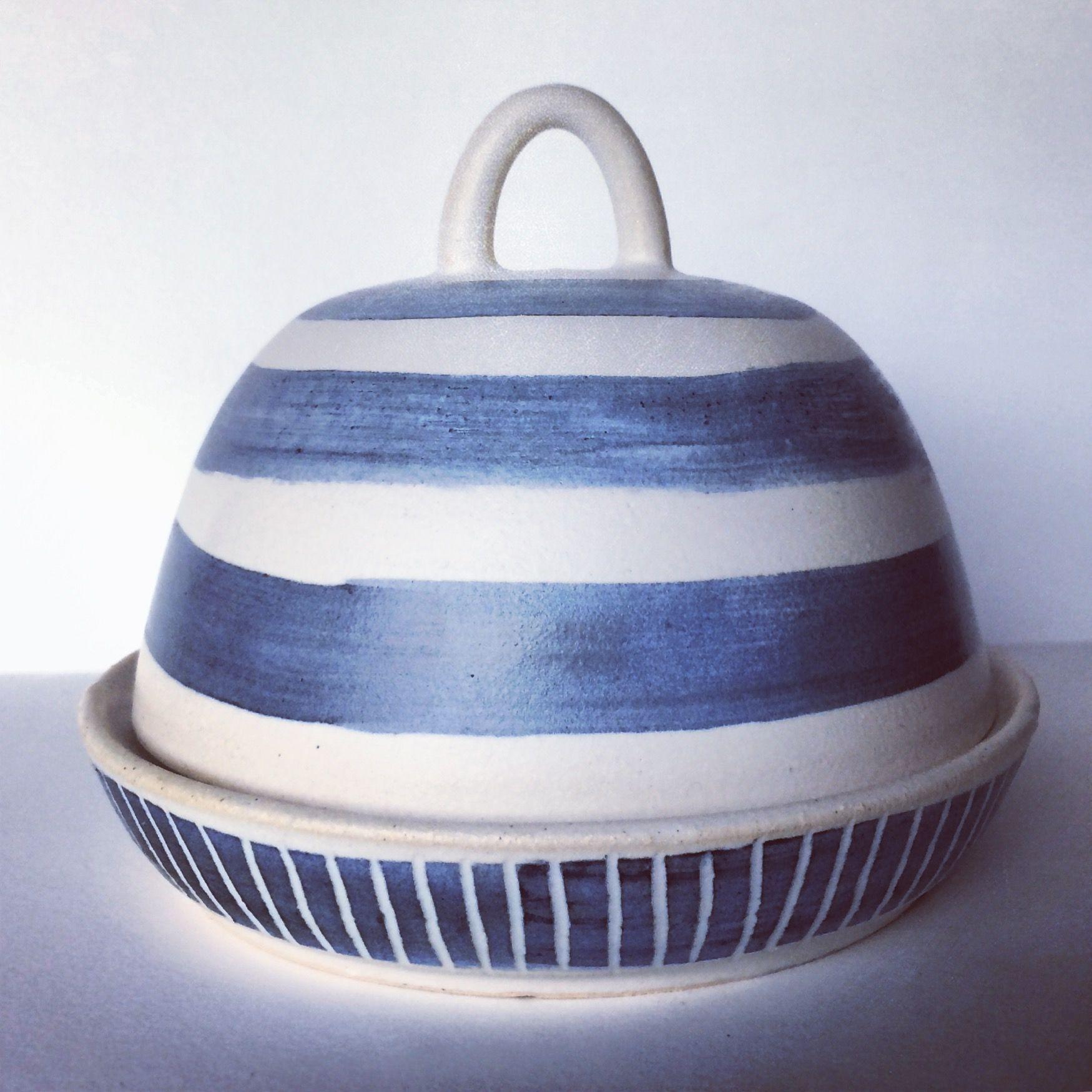 Laura Lane Ceramics - butter dish