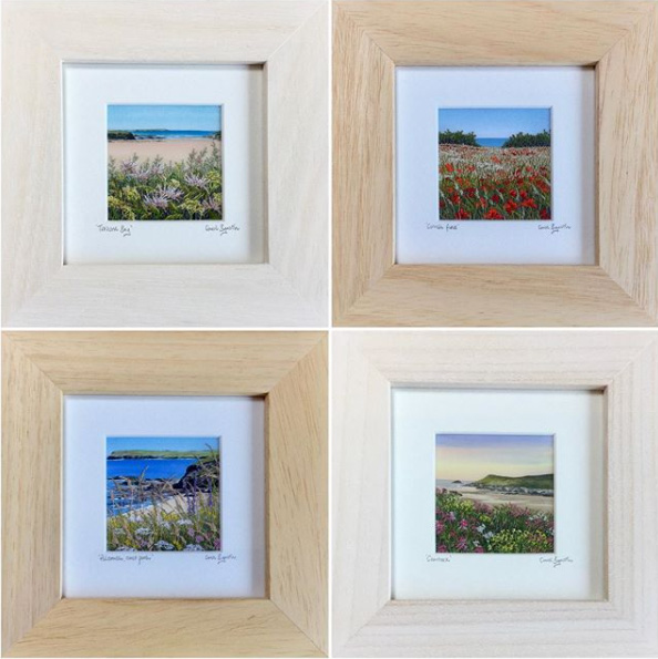 Carol Bynoth framed pictures