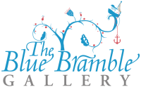 Blue Bramble gallery logo 2