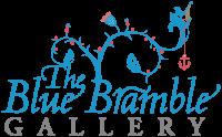 Blue Bramble gallery logo 2