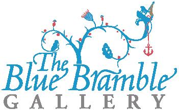 Blue Bramble Gallery logo