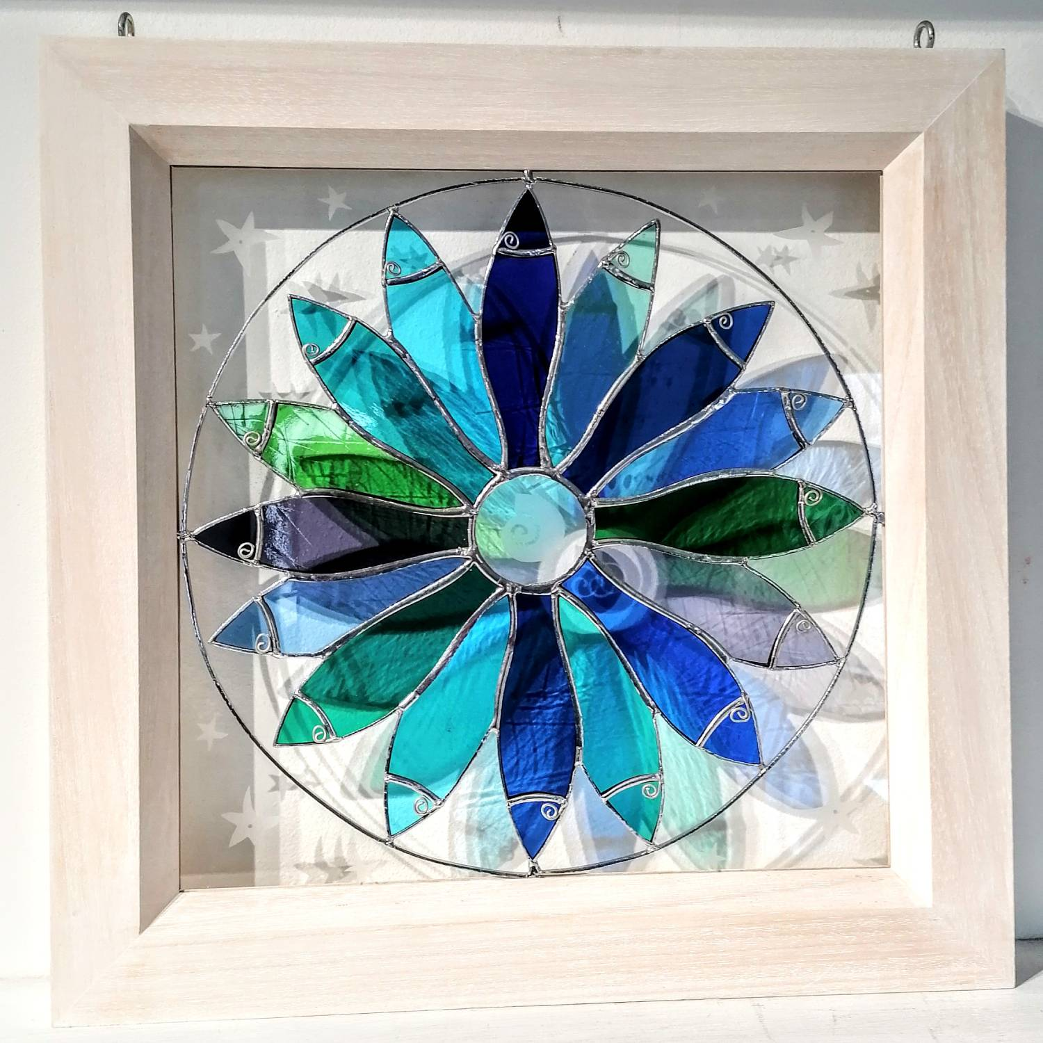Julia Mills Stained Glass