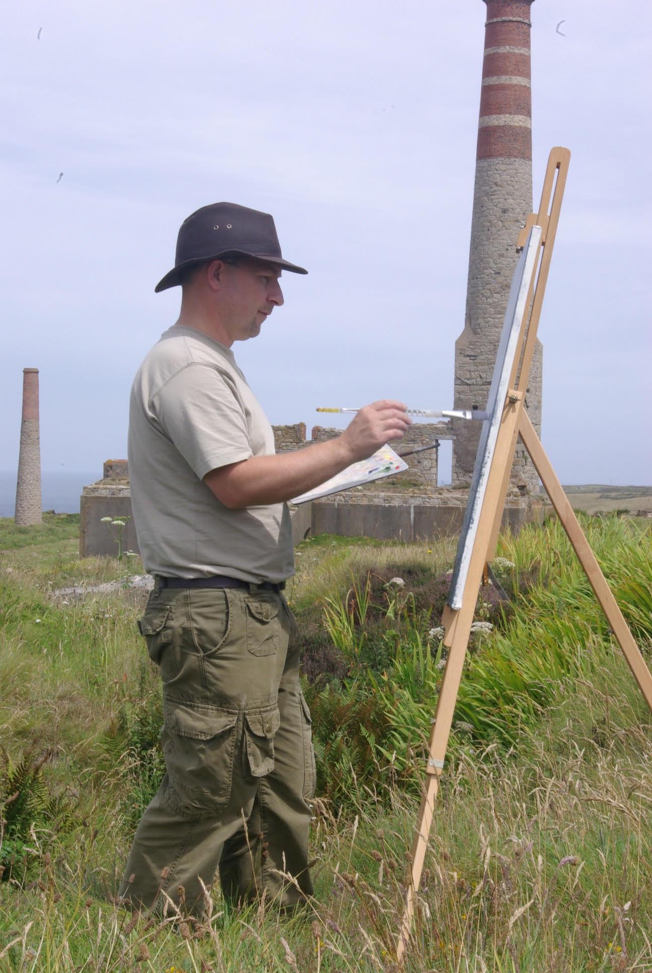 Gwen Vaughan painting 3