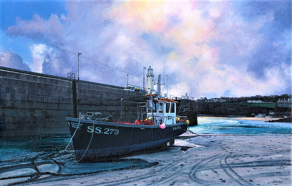 Nick Smith St Ives Harbour