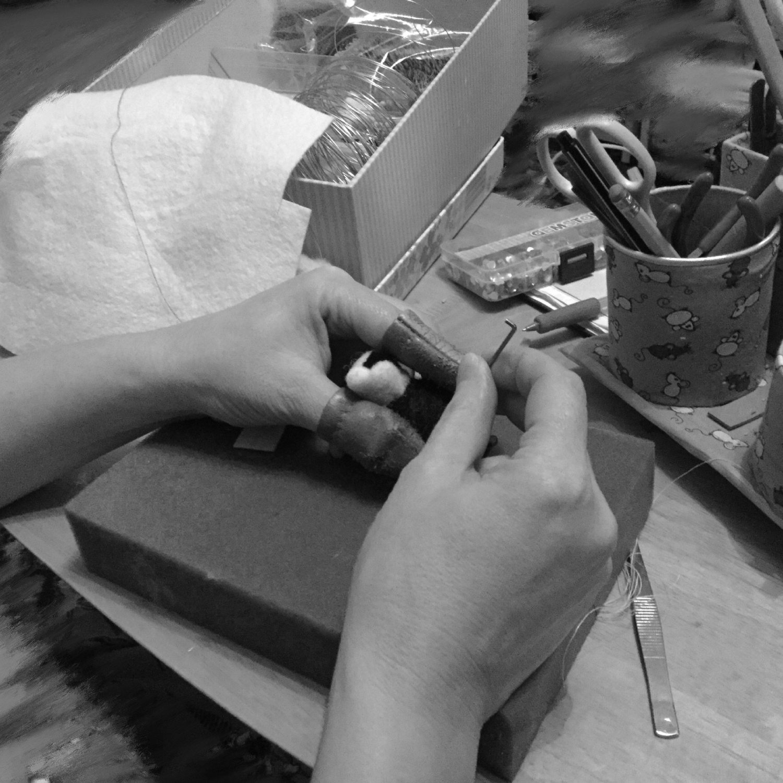 Sarah Mackin workshop