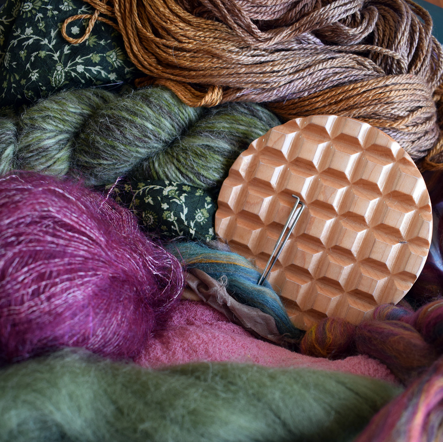 Tanya Rogers wool