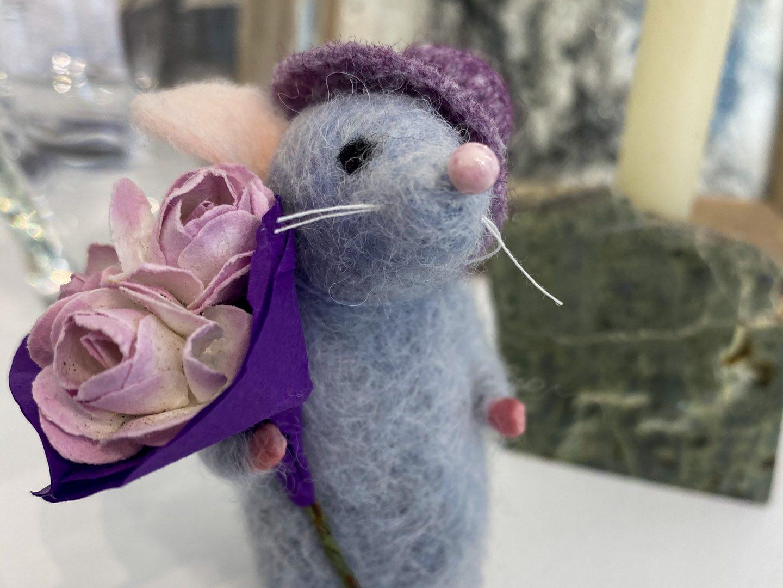 Sara MacKin Felt mice